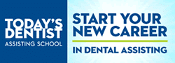 Start your career in dental assisting