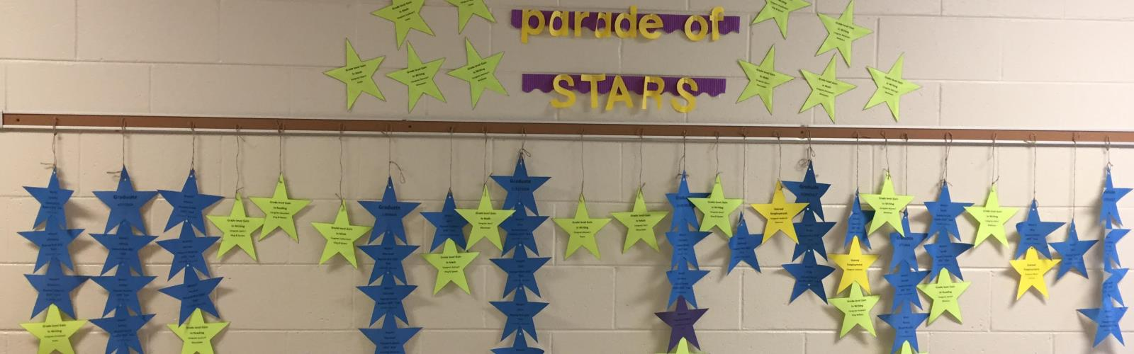 parade of stars